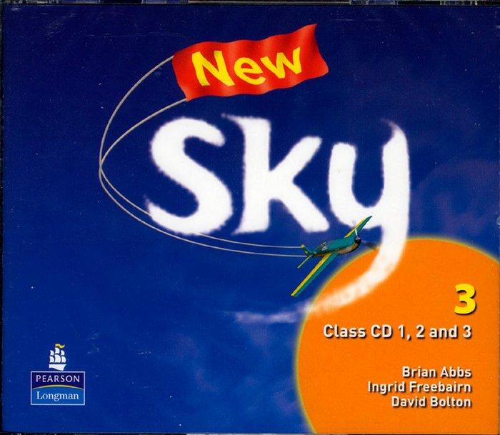 New sky class cd level 3