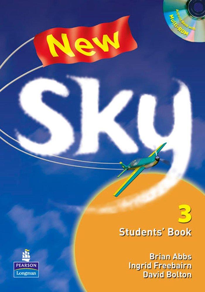 New sky 3 st british english