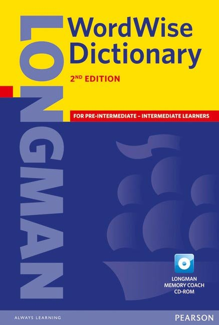 Longman worldwise dictionary paper and cd pack 2ºealh