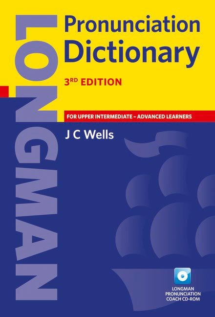 Long pronuntiation dictionary paper+cd
