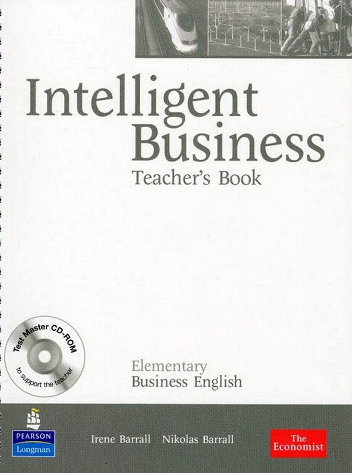Intelligent business elementary teachers book/ tes