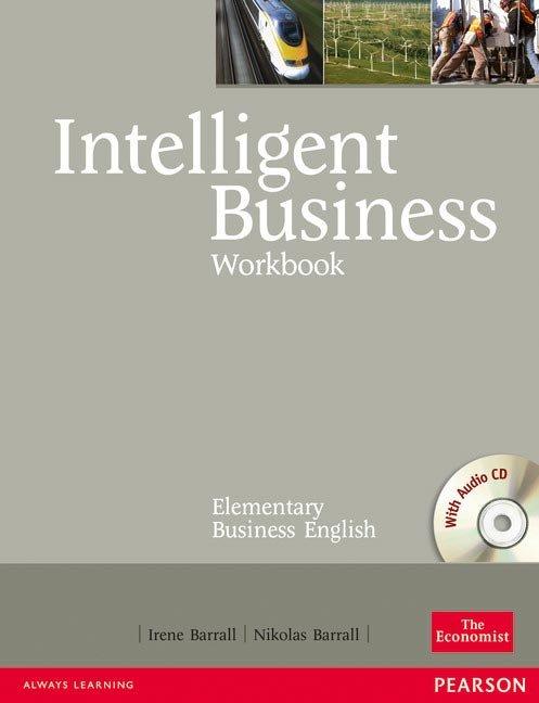 Intelligent business elementary wb+cd