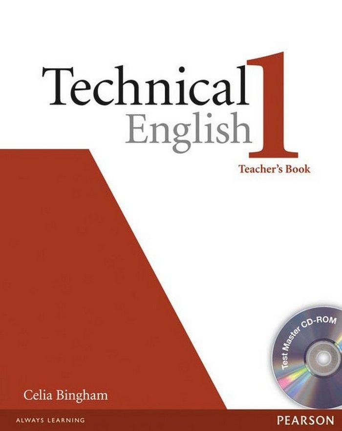 Technical english level 1 teachers book/test maste