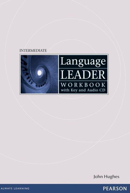 Language leader intermediate 08 wb with key+cd