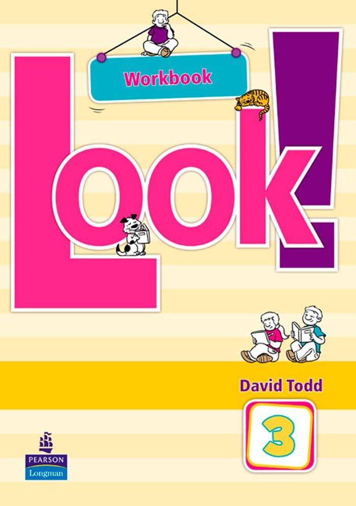 Look! 3 workbook ed.2009