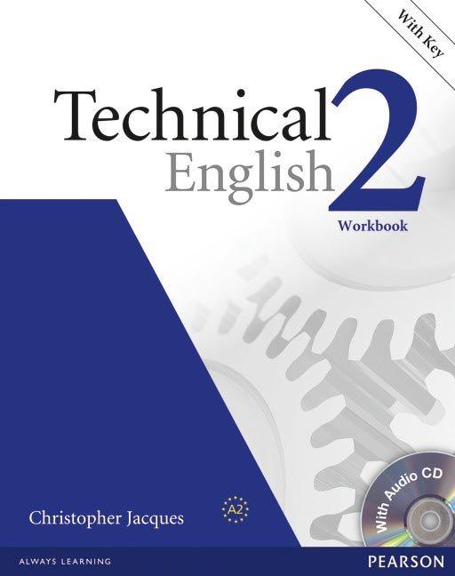 Technical english 2 wb+key+cd