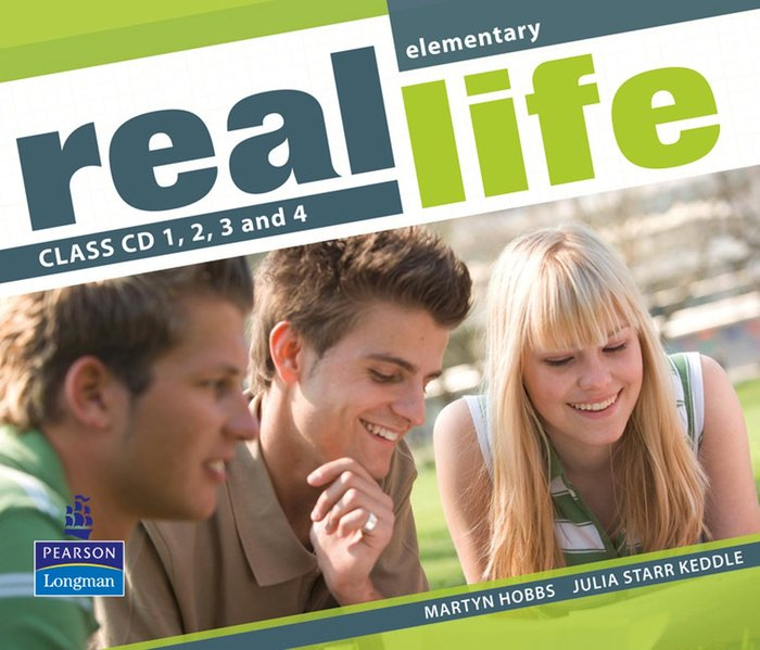 Real life global elementary class cd 1-4