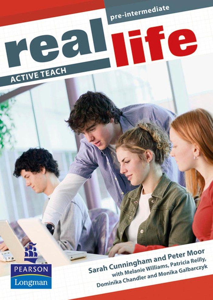 Real life global pre-intermediate active teach
