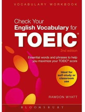 Check your english vocabulary toeic workbook