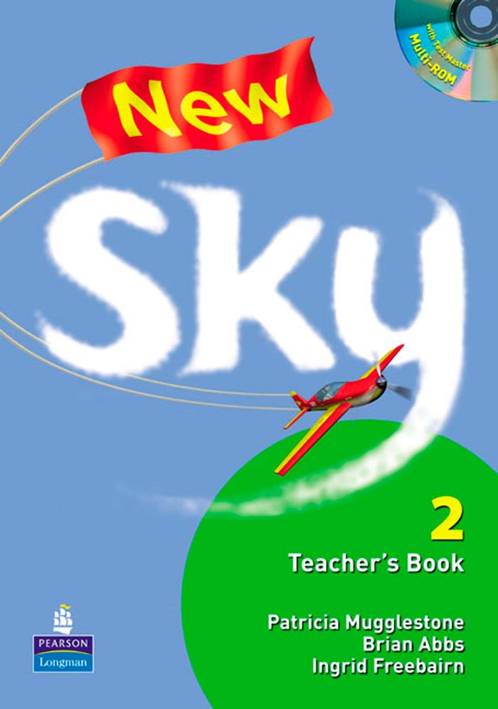 New sky teacher's book and test master multi-rom 2