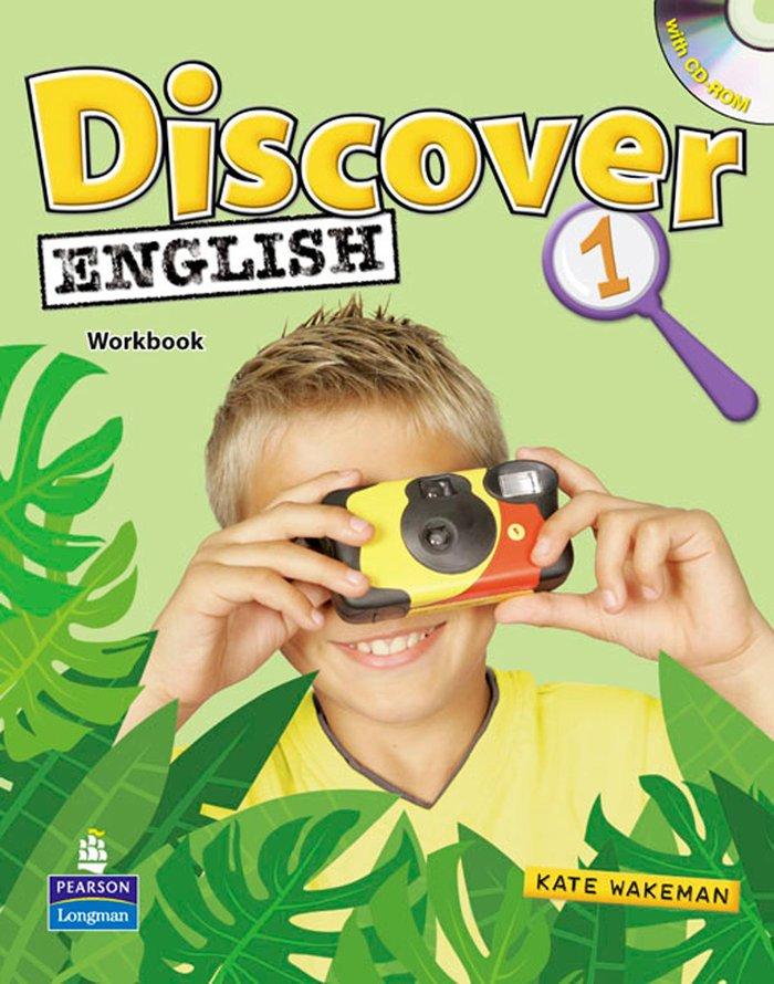 Discover english 1 wb+cd 11