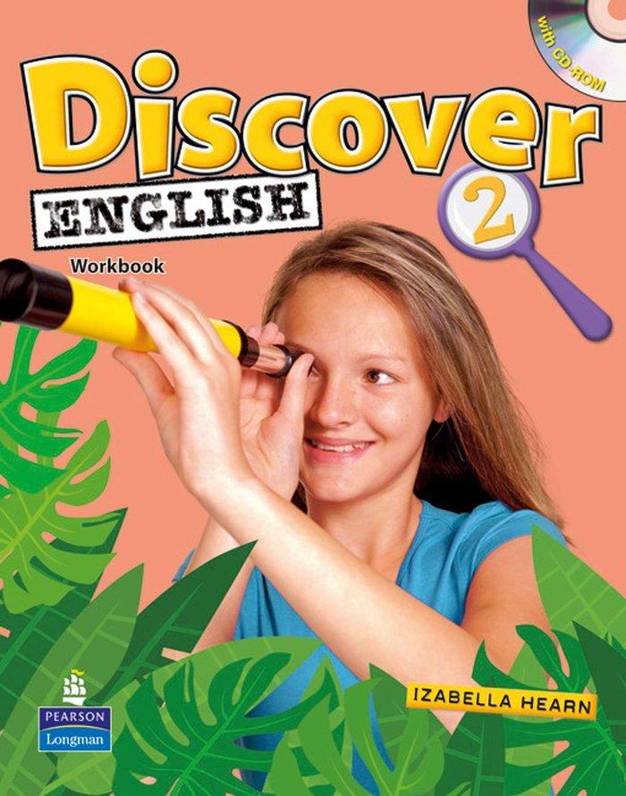 Discover english 2 wb+cd 11