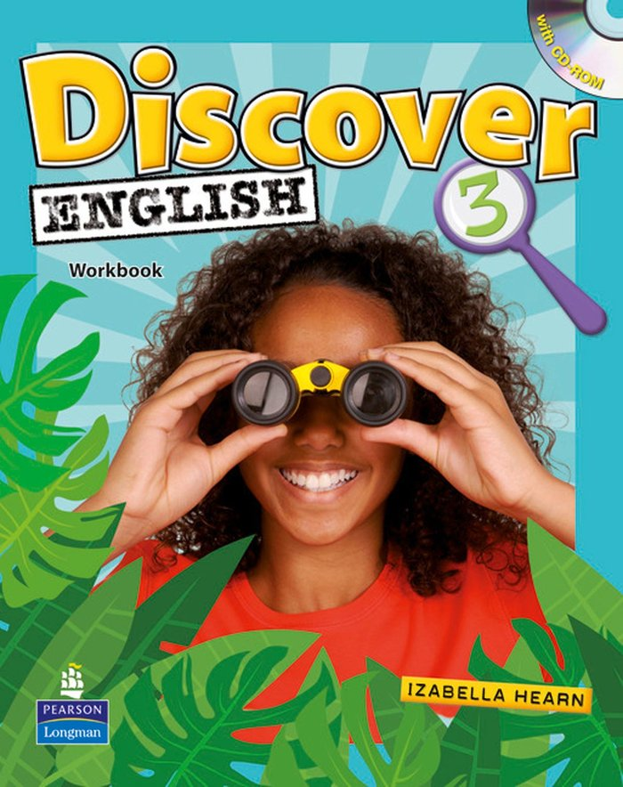 Discover english 3 wb+cd 11