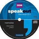 Speakout intermediate class cd (x3)