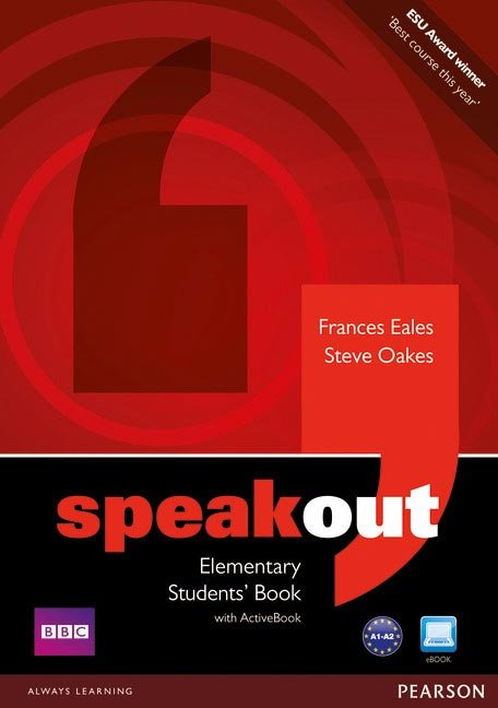 Speakout elementary st+dvd+active 11 pack