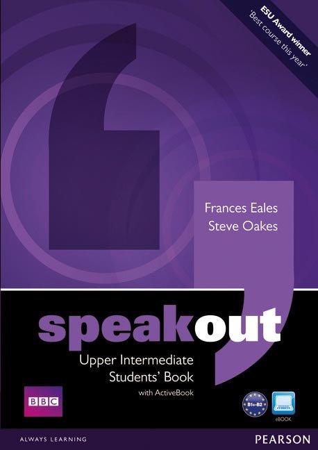Speakout upper-intermediate st+dvd+act.11 pack