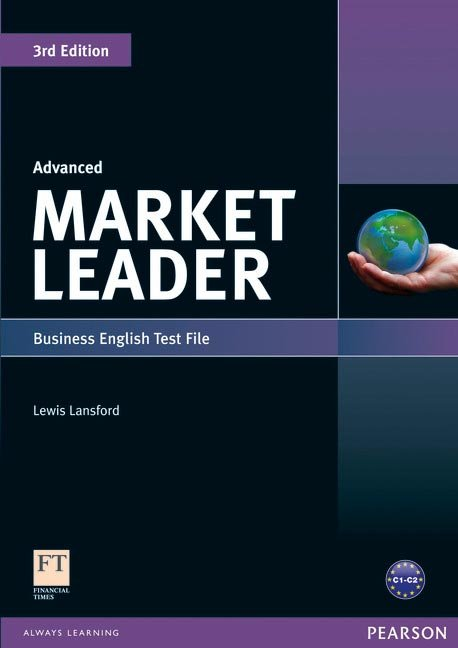 Market leader 3rd edition advanced test file