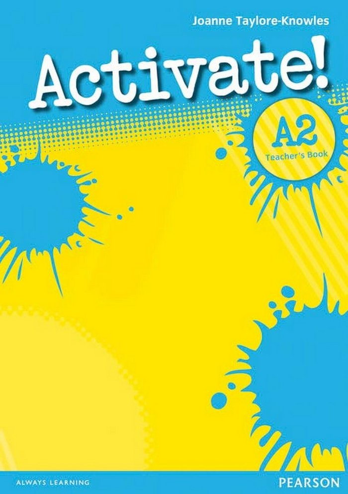 Activate a2 teacher's book
