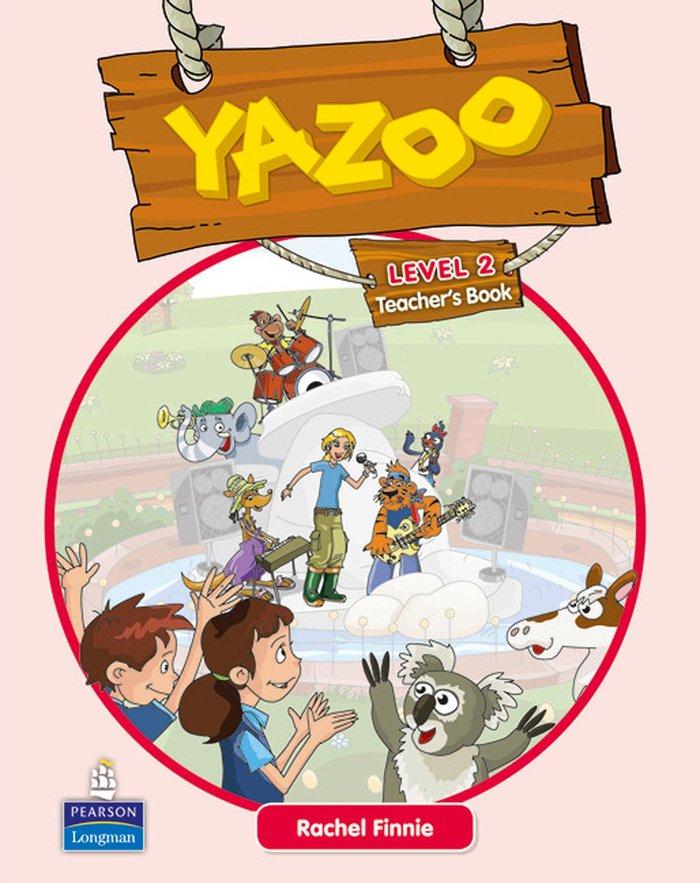 Yazoo global level 2 teacher's guide