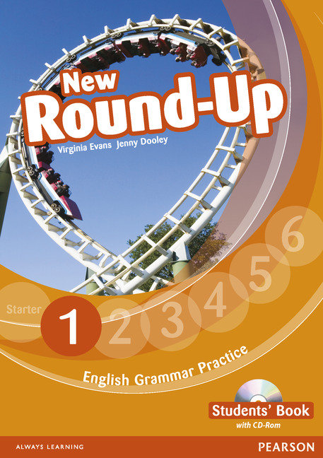 Round up 1 grammar practice+cd-rom 2010