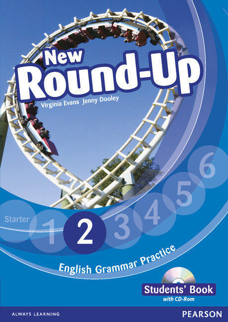 Round up 2 grammar practice+cd-rom 2010
