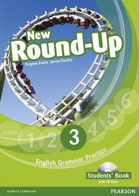 Round up 3 grammar practice+cd-rom 2010