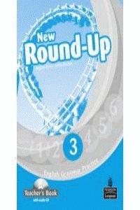 Round up 3 (+cd) teacher guide
