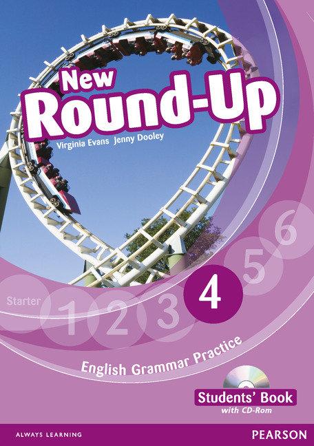 Round up 4 grammar practice+cd-rom 2010