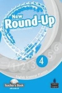 Round up 4 (+cd) teacher guide