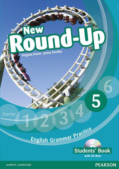 Round up 5 grammar practice+cd-rom 11 4ºed