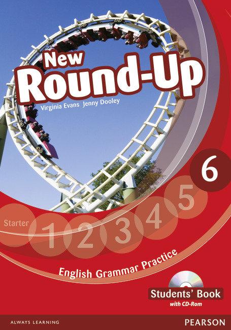 Round up 6 grammar practice+cd-rom 11 4ºed