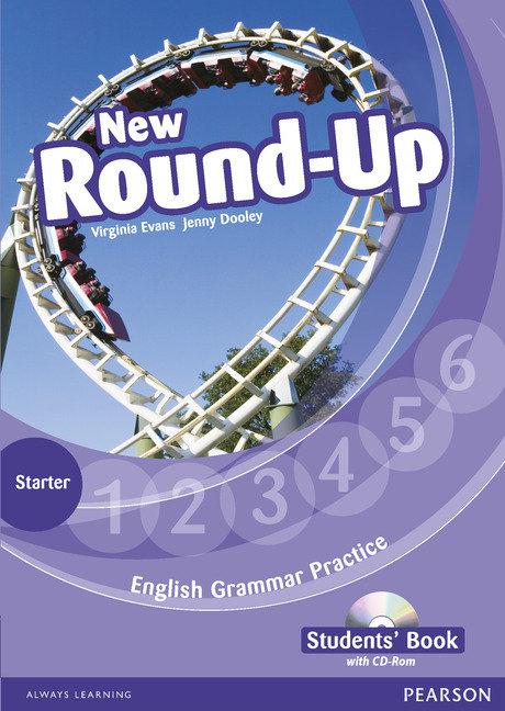 New round up starter st grammar practice+cd-rom