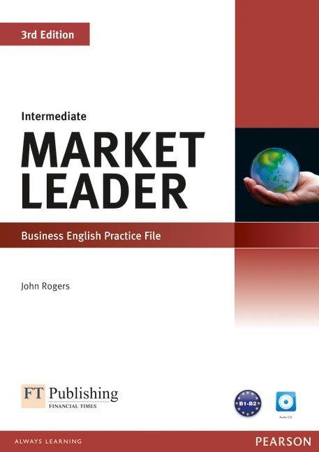 Market leader intermediate practice file (with+cd)