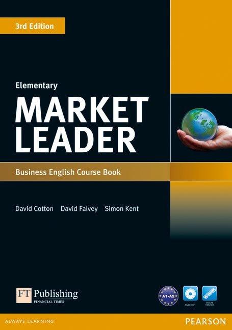 Market leader elementary st+dvd