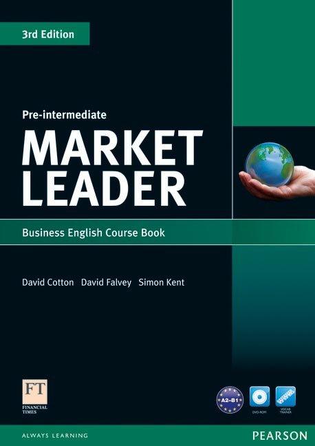 Market leader pre-intermediate sb