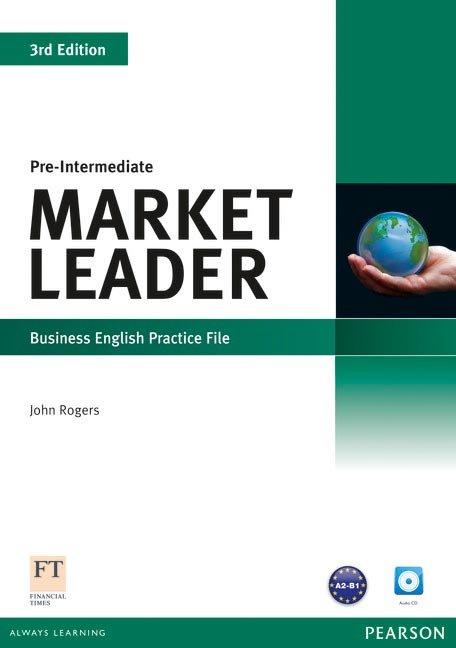 Market leader pre-interm.(pract.file+cd)