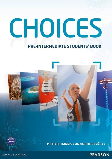 Choices pre-intermediate st 12