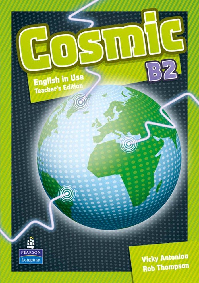 Cosmic b2 use of english tg