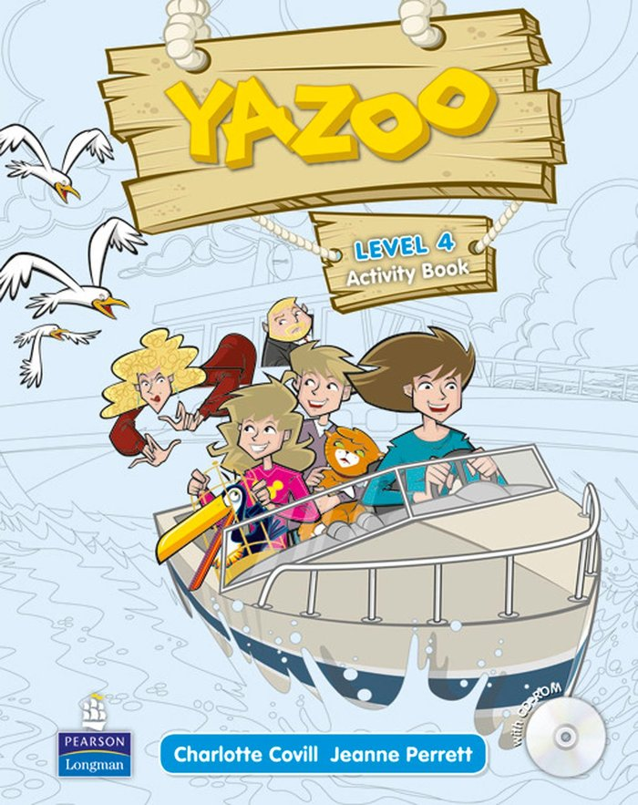 Yazoo 4 wb+cd 11