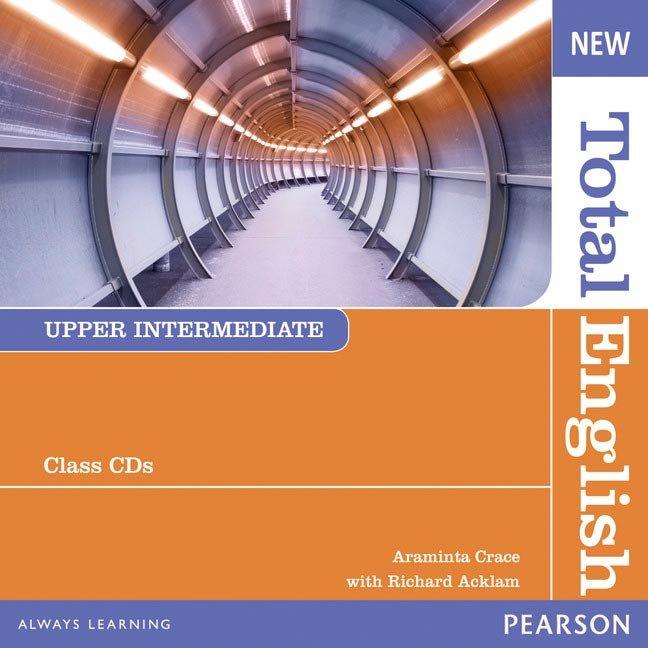 New total english class cd upper intermediate