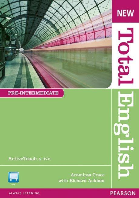 New total english pre intermediate active teach