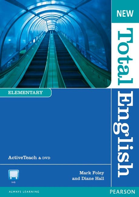 New total english elementary active teach