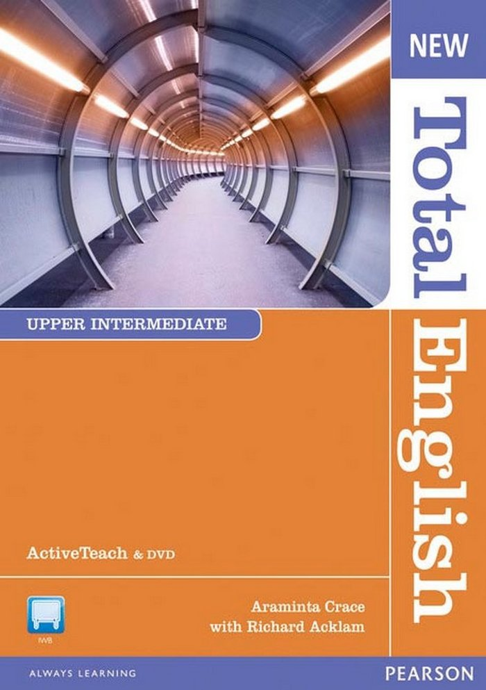 New total english upper intermediate active teach