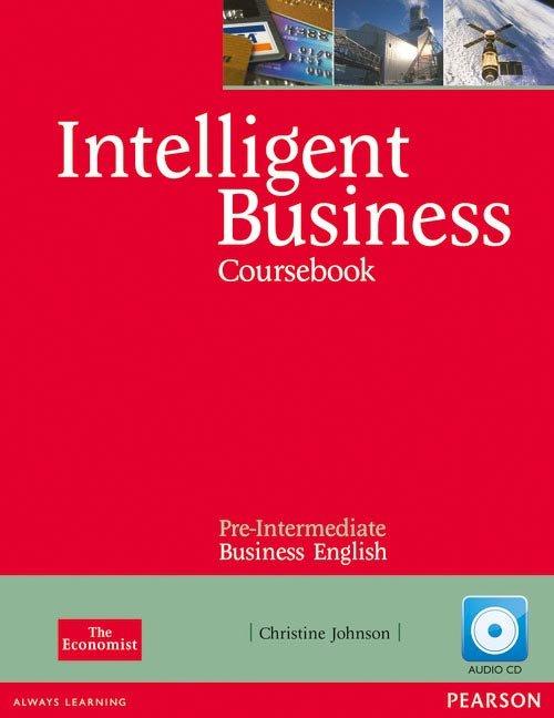 Intelligent business pre-intermediate st cd-pack