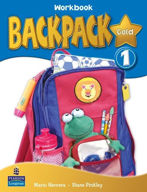 Backpack gold 1ºep wb+cd+reader 2010