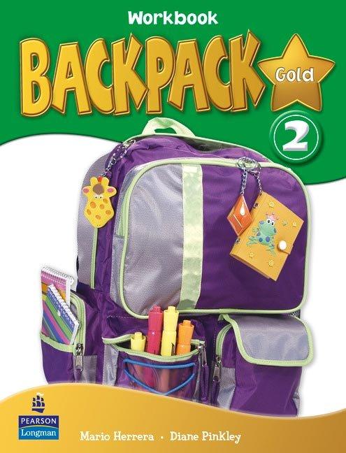 Backpack gold 2ºep wb+cd+reader 2010