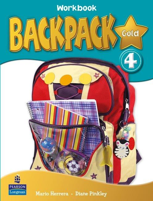 Backpack gold 4ºep wb+cd+reader 2010