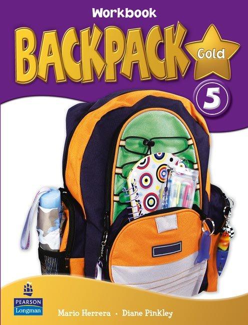 Backpack gold 5ºep wb+cd+reader 2010