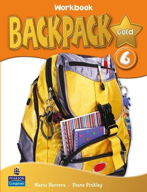 Backpack gold 6ºep wb+cd+reader 2010