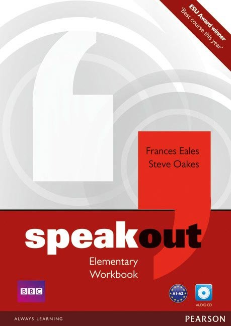 Speakout elementary wb-key+cd workbook-key